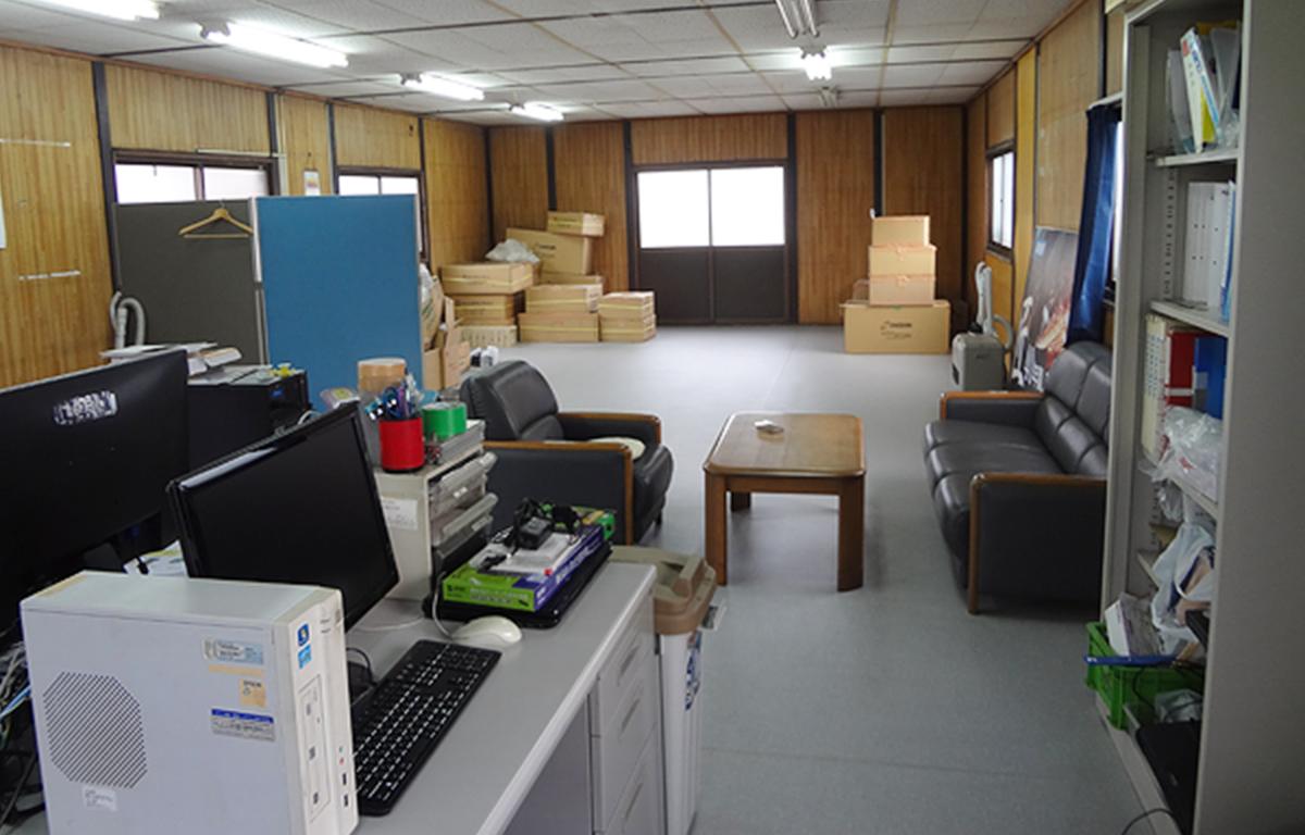 二階 事務所
