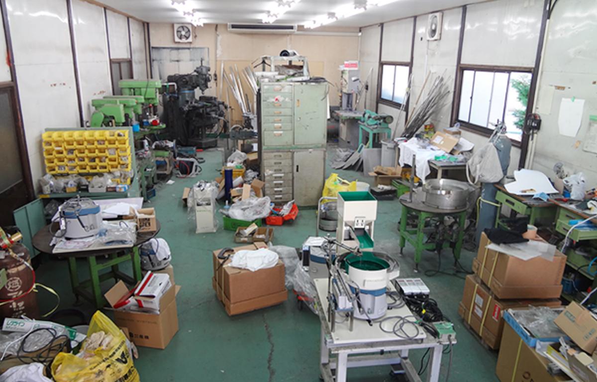 一階 工場